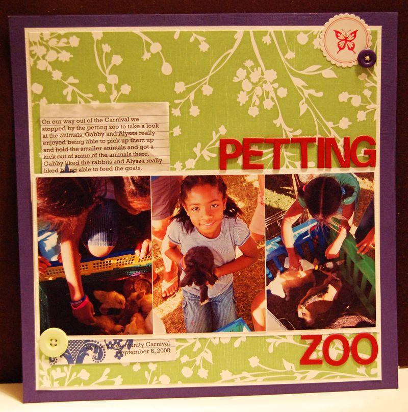 22 Petting Zoo