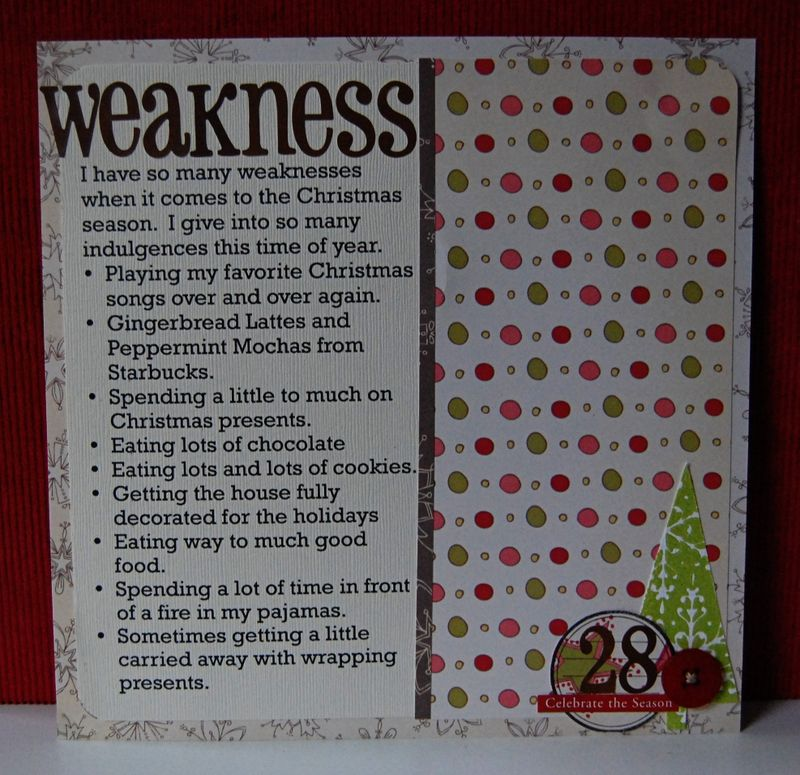 12 Holiday Weakness_Christmas Journal 2008