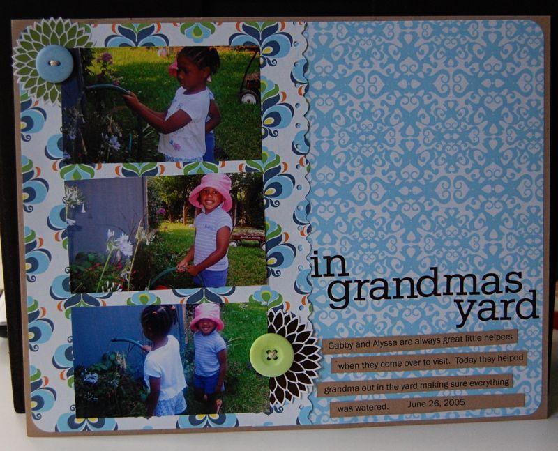 25 Grandmas Yard