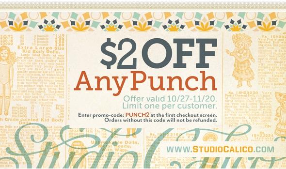 Studio Calico Punch