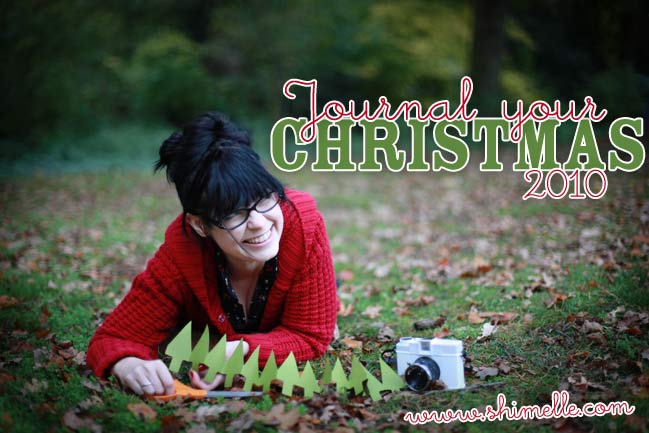 Journal your christmas