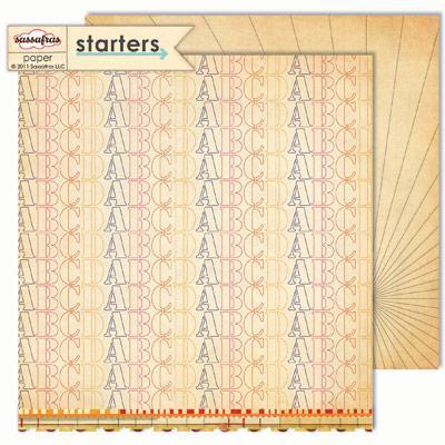 Sass Starter Paper 1