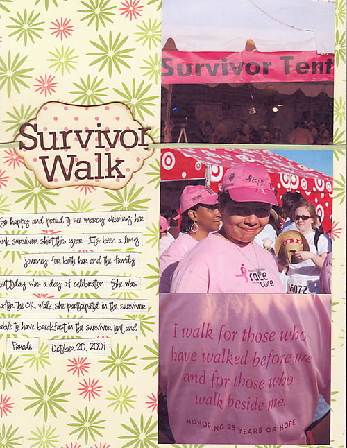 Survivorwalk