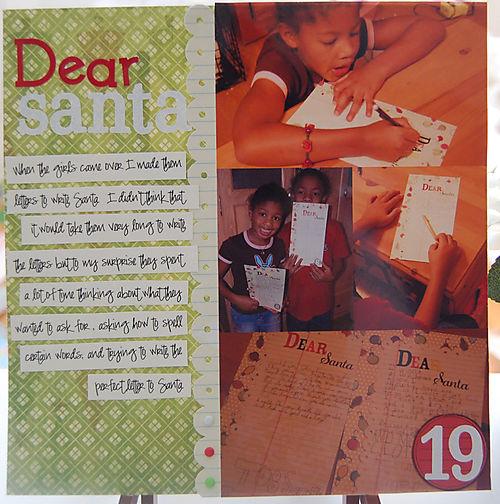 t Day 19: Dear Santa