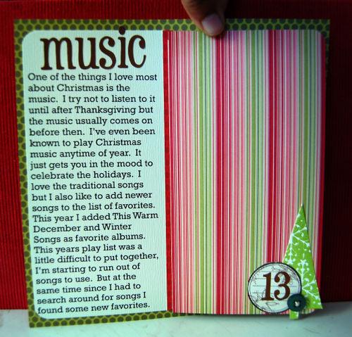 n1 Day 13: Music