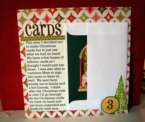 d Day 3: Christmas Cards