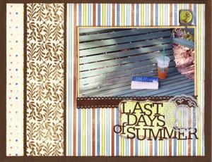Lastdayssummer
